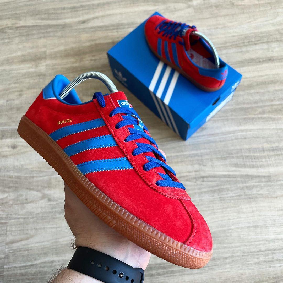 Adidas Gazelle Rouge 2021 (0)