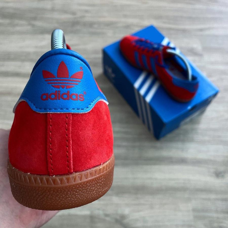 Adidas Gazelle Rouge 2021 (1)