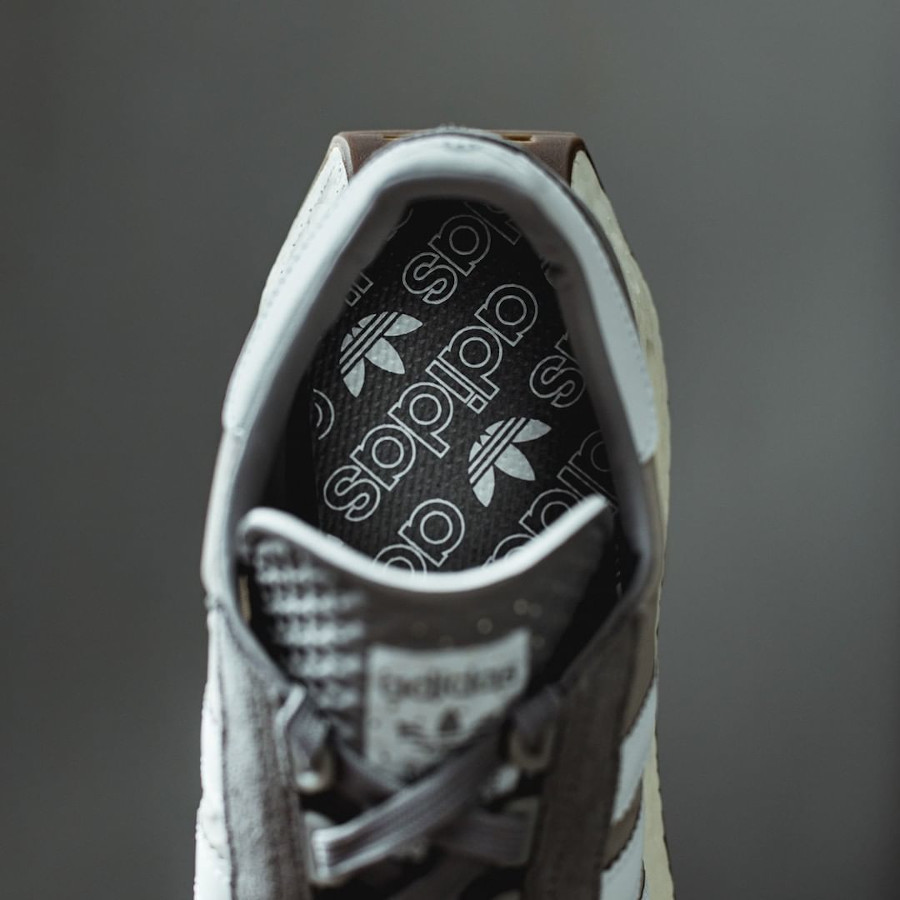 Adidas Racing 1 Boost grise (5)