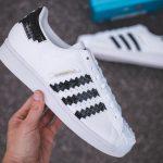 Lego x Adidas Superstar 360 White Black