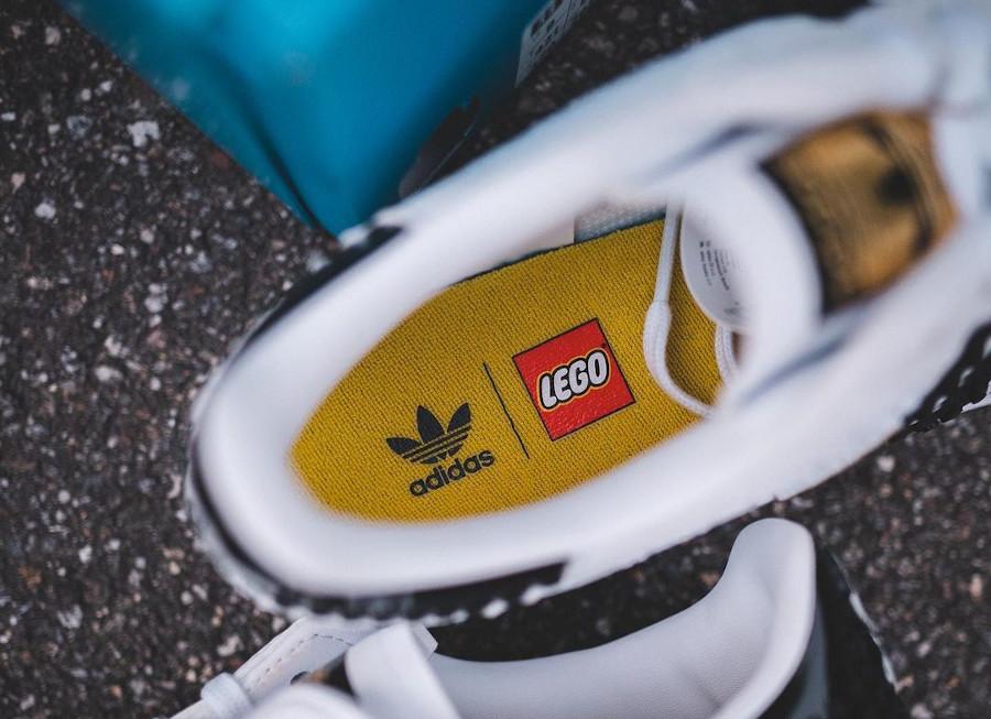 Adidas Superstar Lego blanche et noire (6)