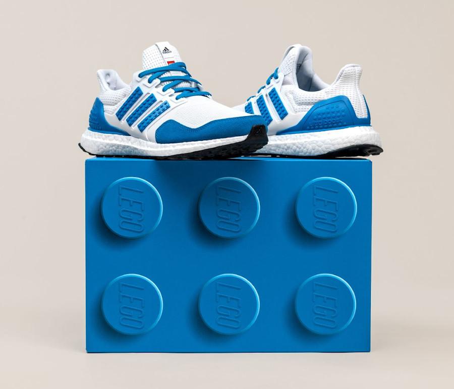 Adidas Ultra Boost DNA bleue H67952 (1)