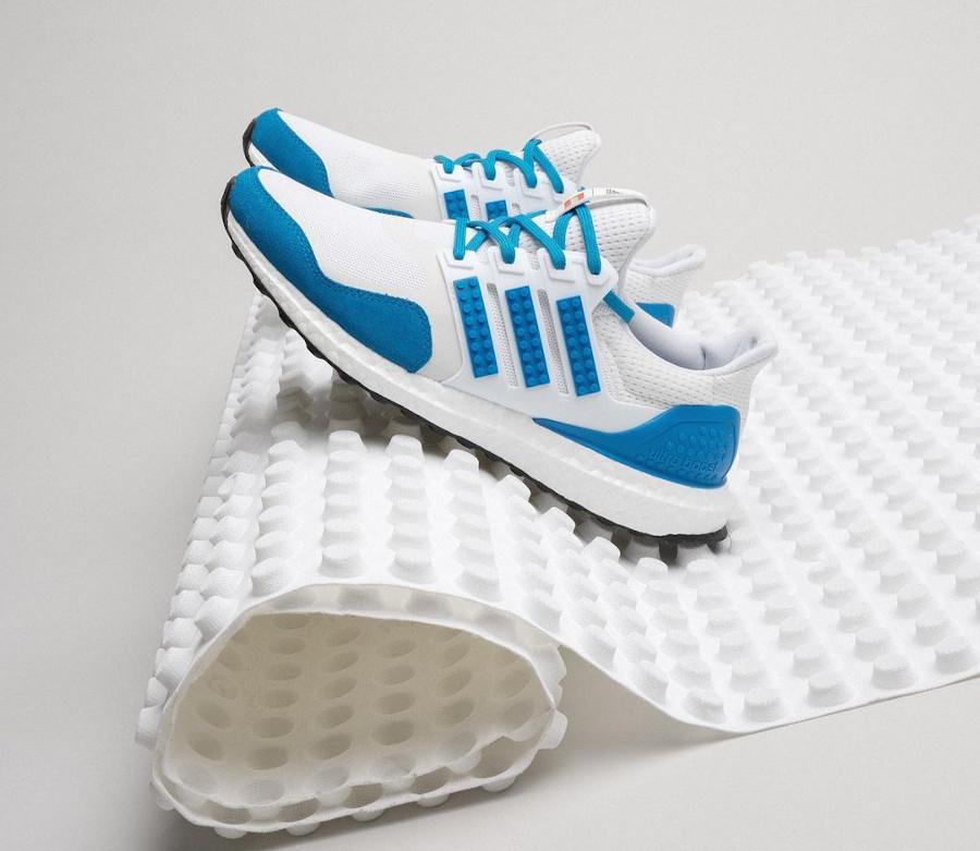 Adidas Ultra Boost DNA bleue H67952 (3)