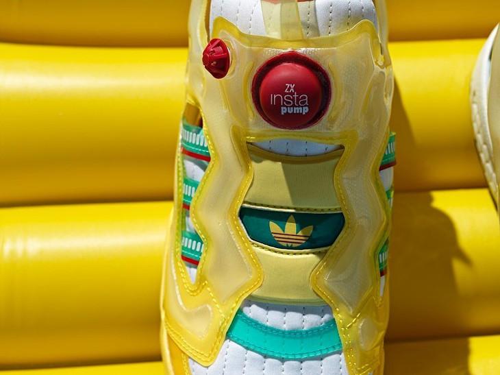 Adidas ZX Fury Spring Yellow GW0364 (1)