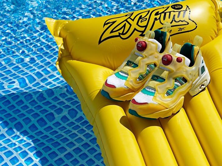 Adidas ZX Fury Spring Yellow GW0364