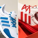 Le pack Lego x Adidas Ultra Boost DNA 'Colors'