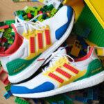 Lego x Adidas Ultra Boost DNA Multicolor
