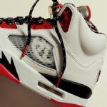 Air Jordan 5 Retro Quai 54 Fire Red 2021