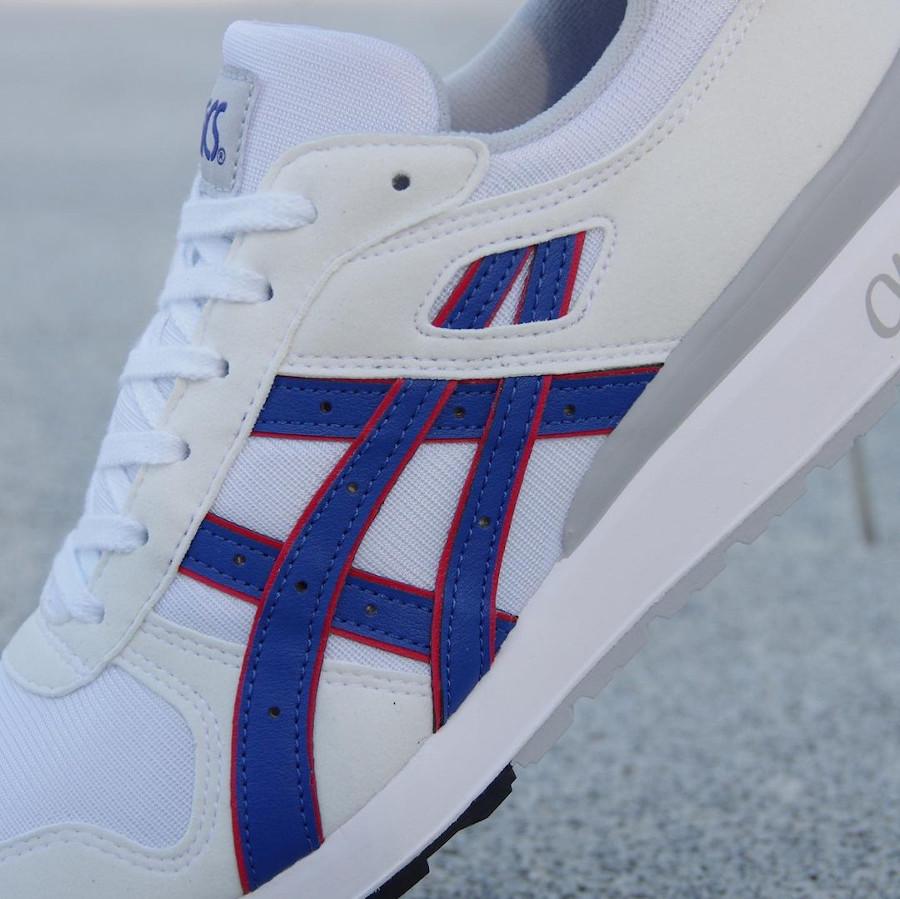 Asics GT 2 blanche et bleue (3)