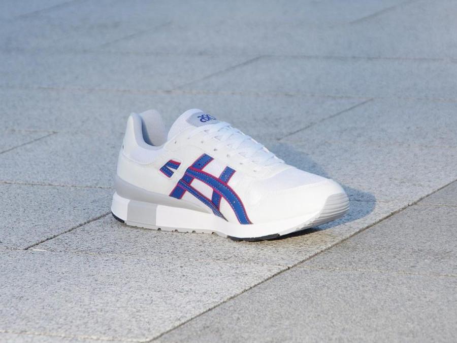 Asics GT 2 blanche et bleue (4)