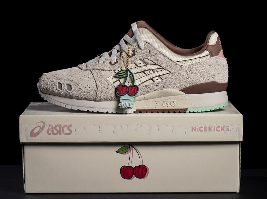 Asics x Nice Kicks Gel Lyte 3 Nice Ice Cream 1201A460-750
