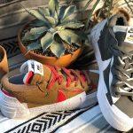 Sacai x Nike Blazer Low British Tan & Iron Grey