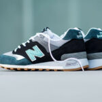 New Balance 577 Lava Ice Beach Pack (made in England)