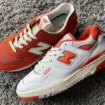 Size? x New Balance 550 & 574 College Pack