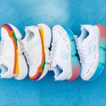 Le pack Jaden Smith x New Balance Vision Racer Trippy Summer
