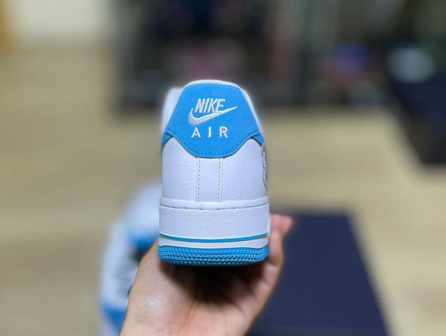 Nike Air Force One blanche Looney Tunes 2021 (1)