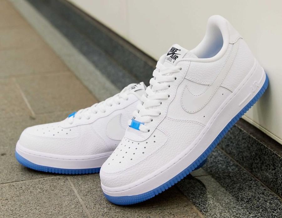 Nike Air Force One qui change de couleur 2021 (4)