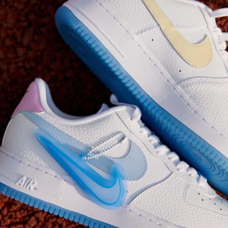 Nike Air Force One qui change de couleur 2021 (6)