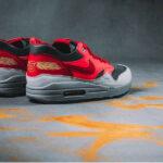 Clot x Nike Air Max 1 KOD Solar Red 2021