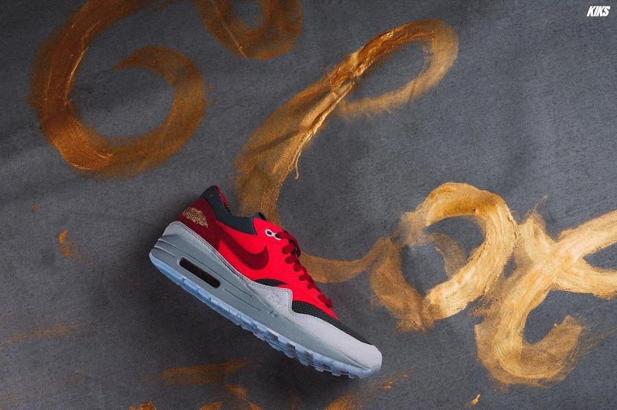 Nike Air Max 87 ID Solar Red Edison Chen (3)