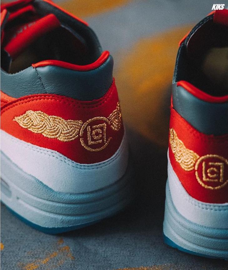 Nike Air Max 87 ID Solar Red Edison Chen (4)
