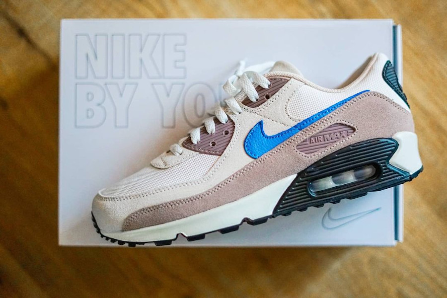 Nike Air Max 90 by You Escape 2 - @rom80