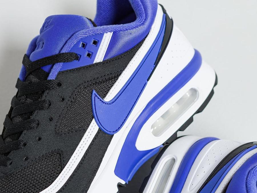 Nike Air Max BW noire et violette 30th Anniversary (2)