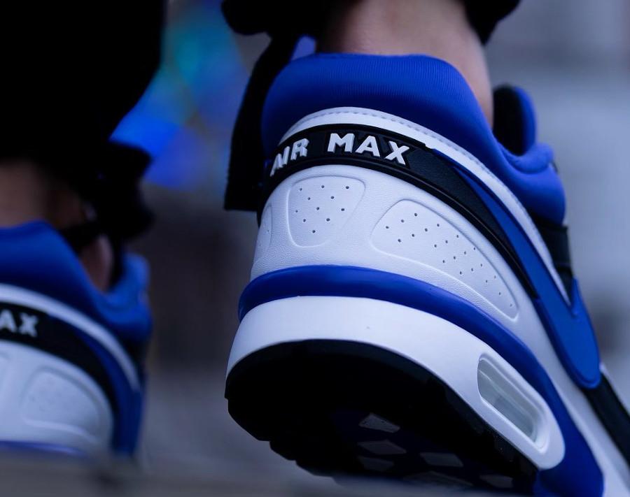 Nike Air Max Big Window noire et violette 30ème anniversaire (1)
