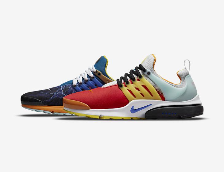Nike Air Presto Multi Color Storm