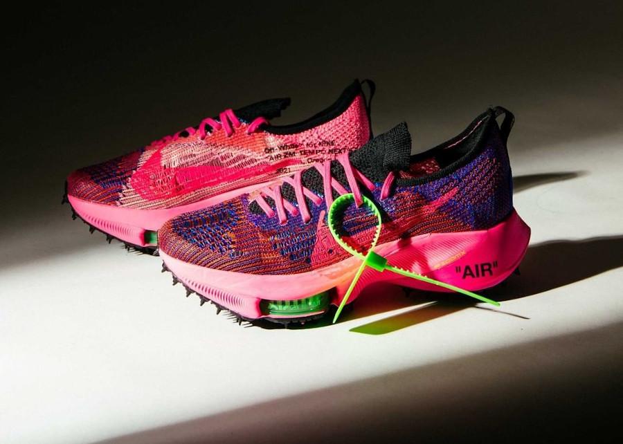Nike Air Zoom Tempo NEXT% Pink Glow CV0697-400