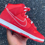 Nike Dunk High First Use Pack University Red