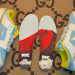 FTC x Nike Dunk Low Pro SB 'Sento' Lagoon Pulse