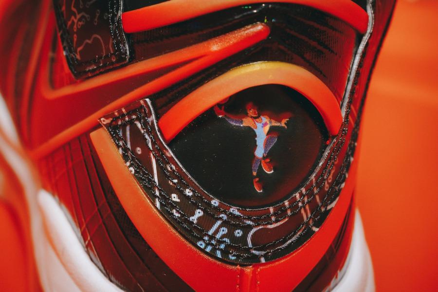 Nike Lebron VIII High Spacejam qui brille dans le noir (2)