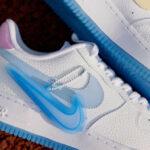 Nike Wmns Air Force 1 '07 LX UV Reactive Swoosh