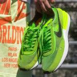 Nike Waffle One Electric Green