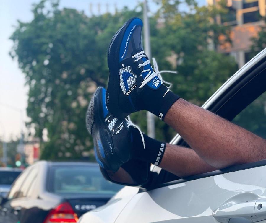 Nike ZoomX Vaporfly Next% 2 Gyakusou Royal Blue