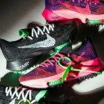 Off White x Nike Air Zoom Tempo NEXT% Pink Glow & Black
