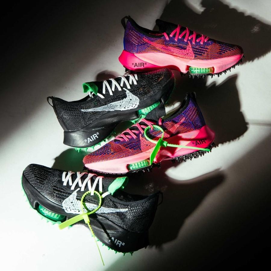 Nike x Off White Air Zoom Tempo NEXT% JO Tokyo 2021