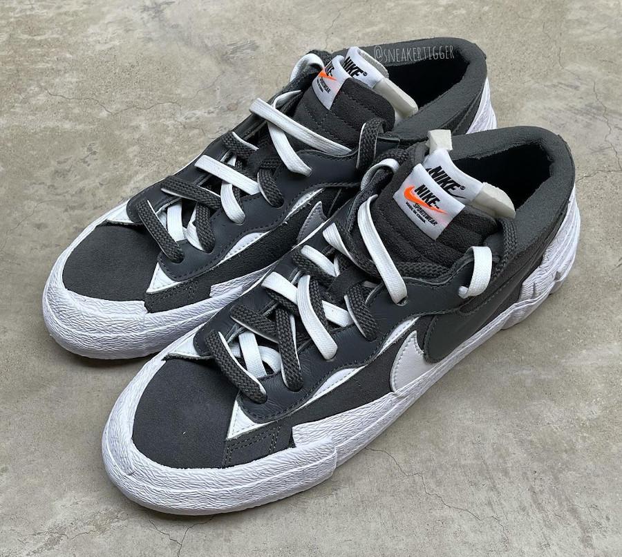 Nike x Sacai Blazer Low Low Iron Grey DD1877-002