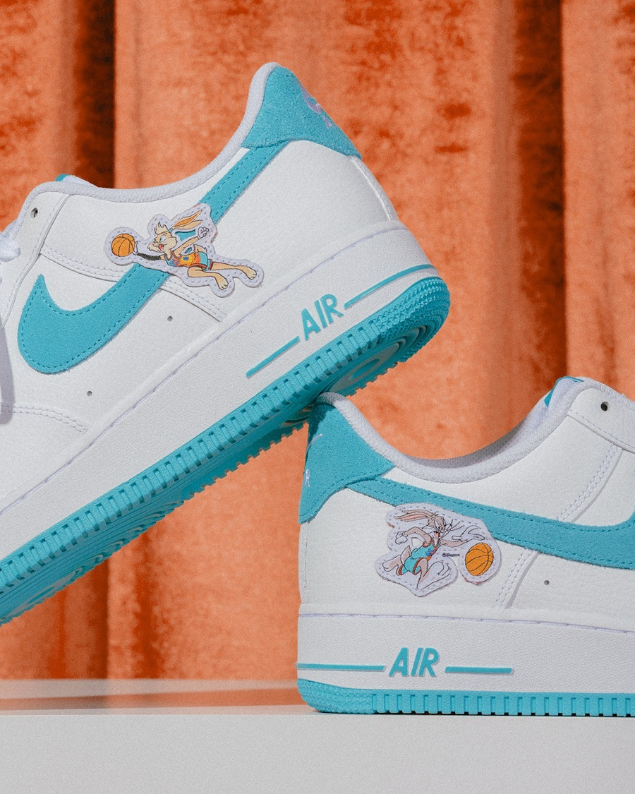 Space Jam A New Legacy x Nike Air Force 1 '07 Tune Squad