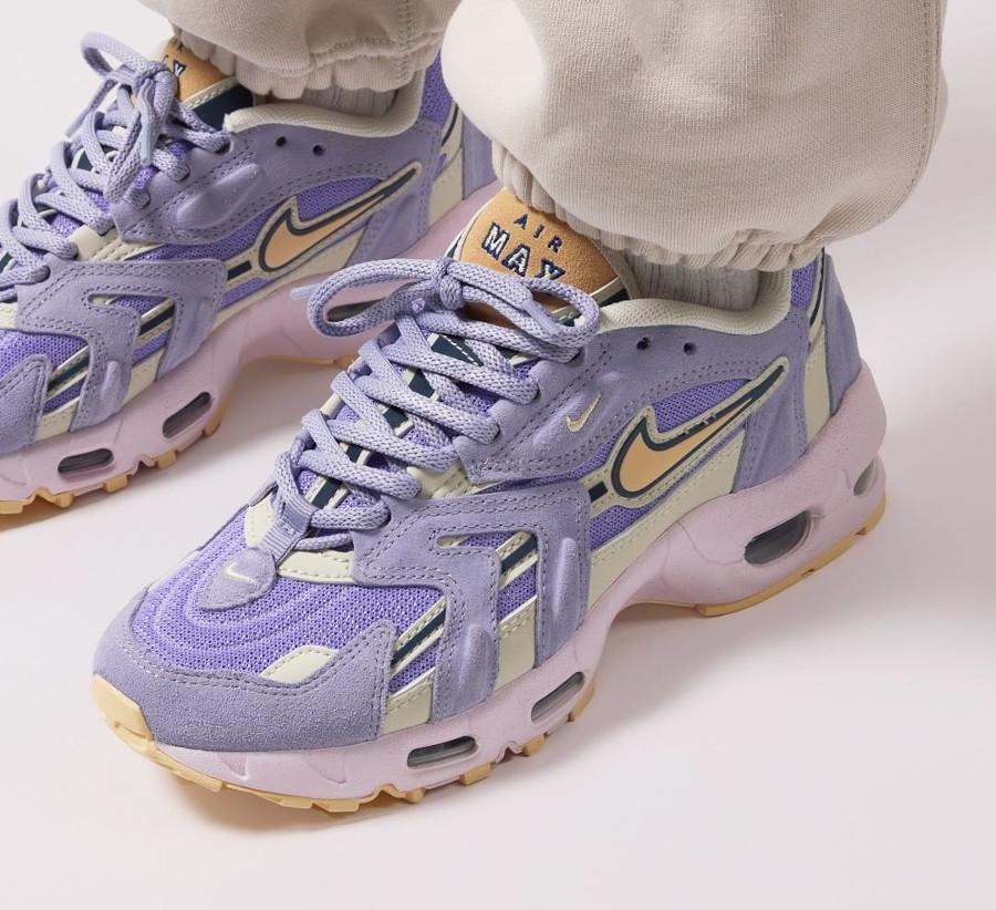 Women's Nike Air Max 96 II violet (3)