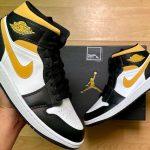 Air Jordan 1 Mid Pollen