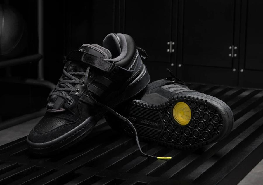Adidas Forum BB toute noire (1)