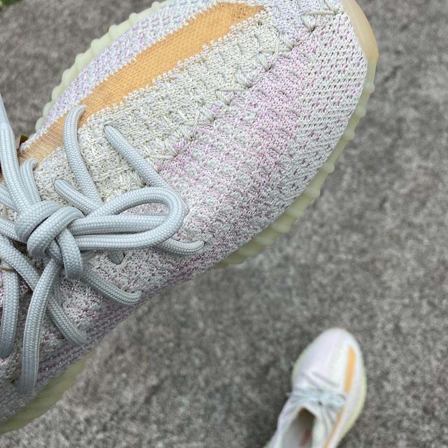 Adidas Yezzi qui change de couleur au soleil (5)