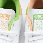Disney x Adidas Stan Smith Kermit and Miss Piggy