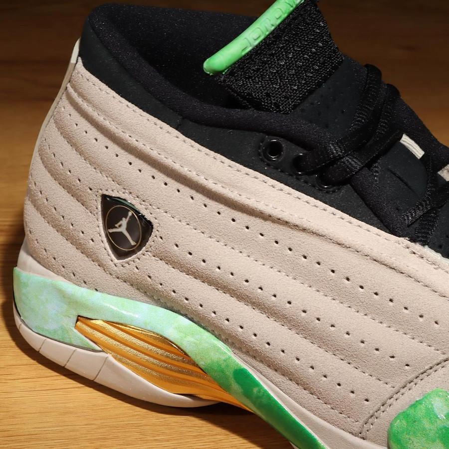Air Jordan XIV Light Sand (2)