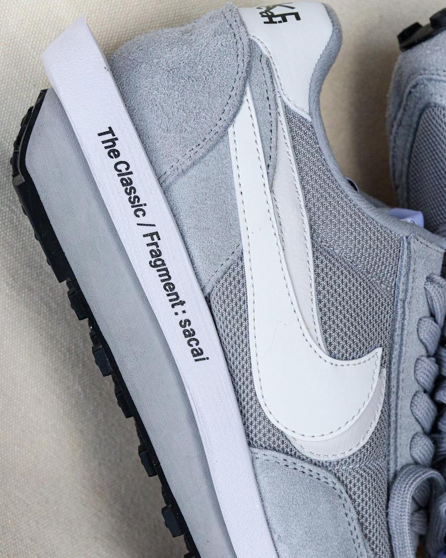 Chitose Abe x Hiroshi Fujiwara x Nike LDWaffle grise (1)