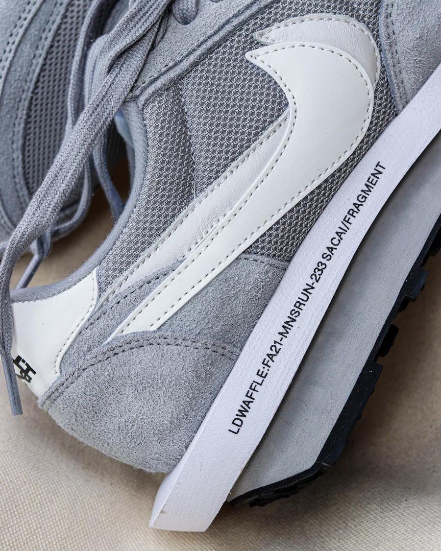 Chitose Abe x Hiroshi Fujiwara x Nike LDWaffle grise (3)