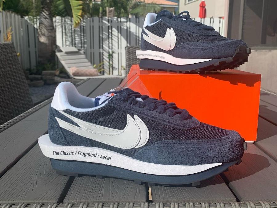 Hiroshi Fujiwara x Chitose Abe x Nike LDV bleu marine (2)