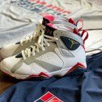 La Air Jordan 7 Retro Olympic : 9 choses que tout le monde devrait savoir
